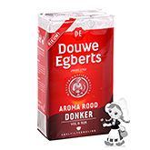 Douwe Egberts Aroma rood extra finmalet kaffe 250 g