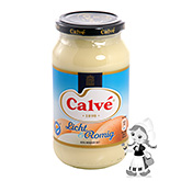 Calvé Licht en Romig salladsdressing 450 ml