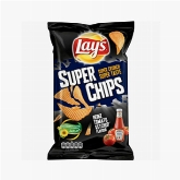 Lay's Superchips Heinz tomathetchup 215 g