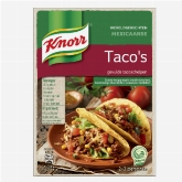 Knorr Worldwide Dishes mexikanska tacos 139 g