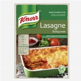 Knorr Worldwide Dishes italiensk lasagne bolognese 191g
